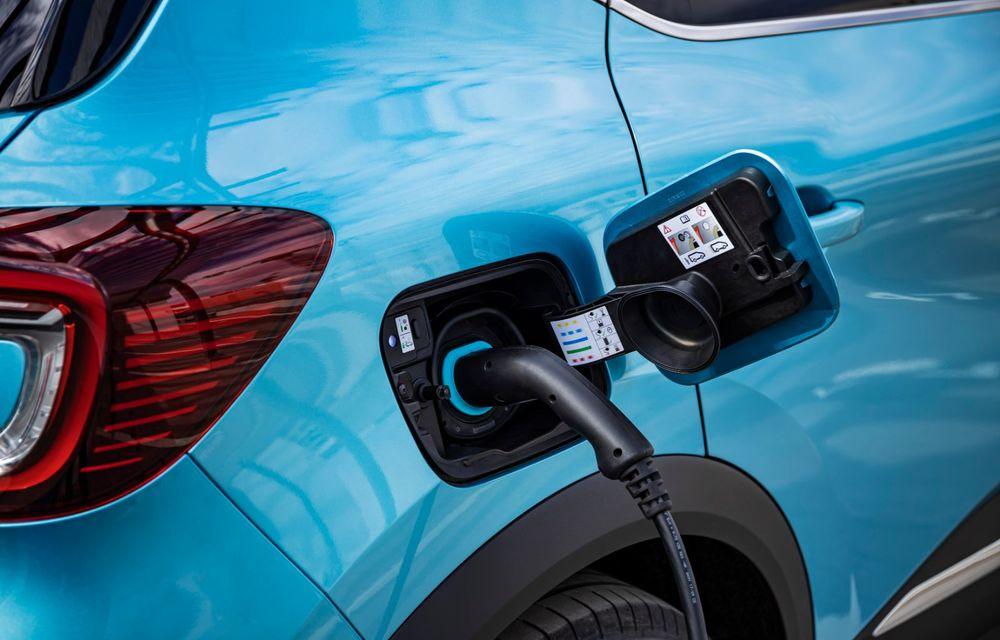Renault deschide în România pre-comenzile pentru versiunea plug-in hybrid a lui Captur: 28.800 de euro pentru varianta de echipare de top - Poza 10