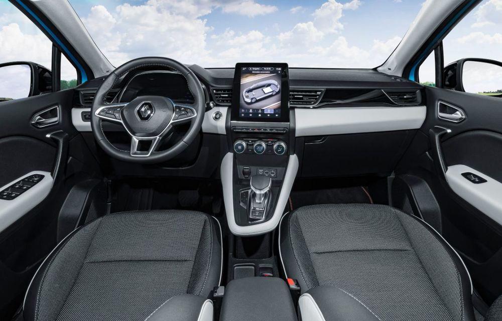 Renault deschide în România pre-comenzile pentru versiunea plug-in hybrid a lui Captur: 28.800 de euro pentru varianta de echipare de top - Poza 16