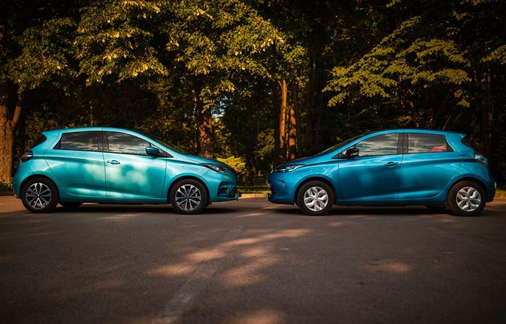 În familie: vechiul Renault Zoe întâlnește noul Zoe. Plusuri și minusuri venite din partea unui client - Poza 7