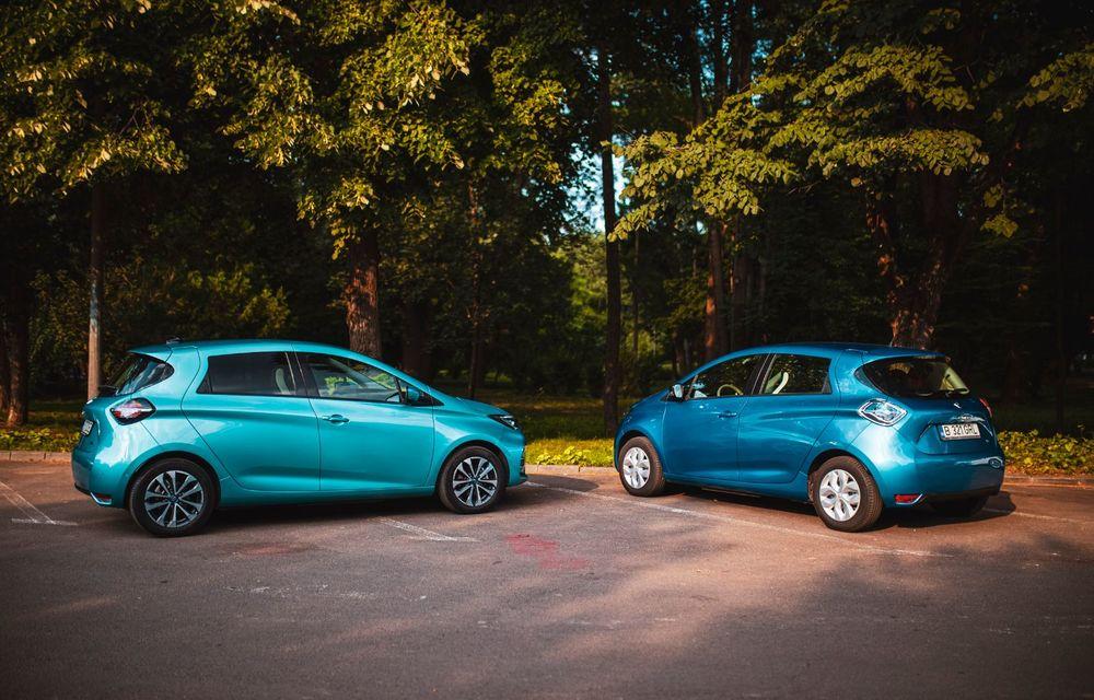 În familie: vechiul Renault Zoe întâlnește noul Zoe. Plusuri și minusuri venite din partea unui client - Poza 6