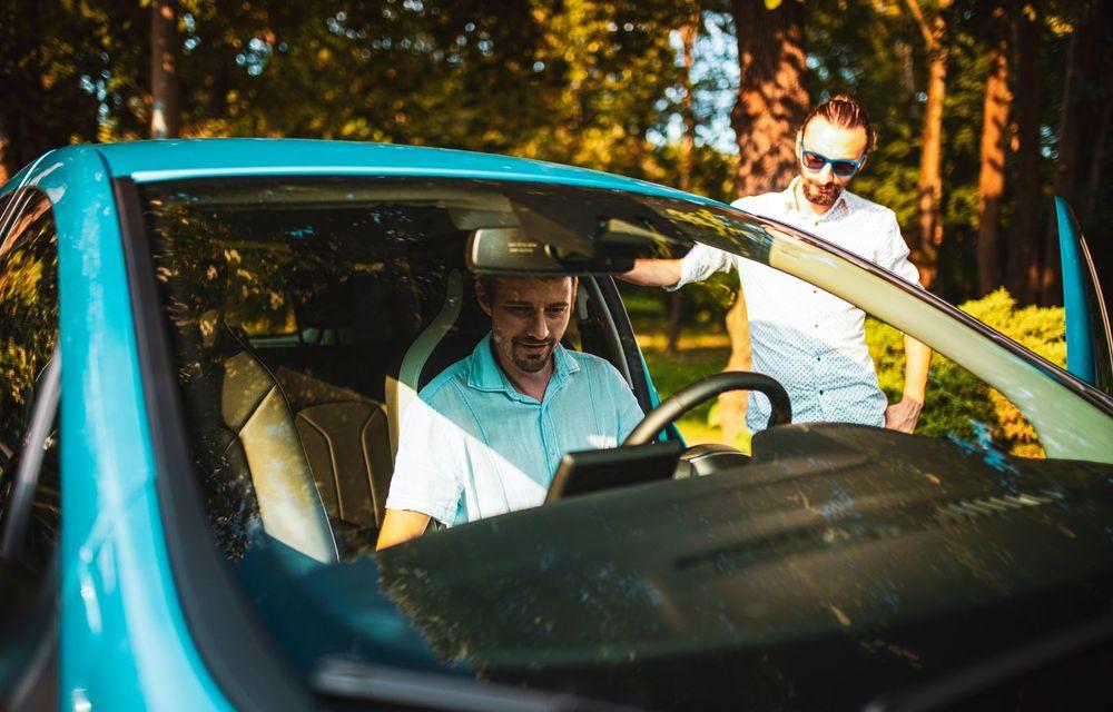 În familie: vechiul Renault Zoe întâlnește noul Zoe. Plusuri și minusuri venite din partea unui client - Poza 15