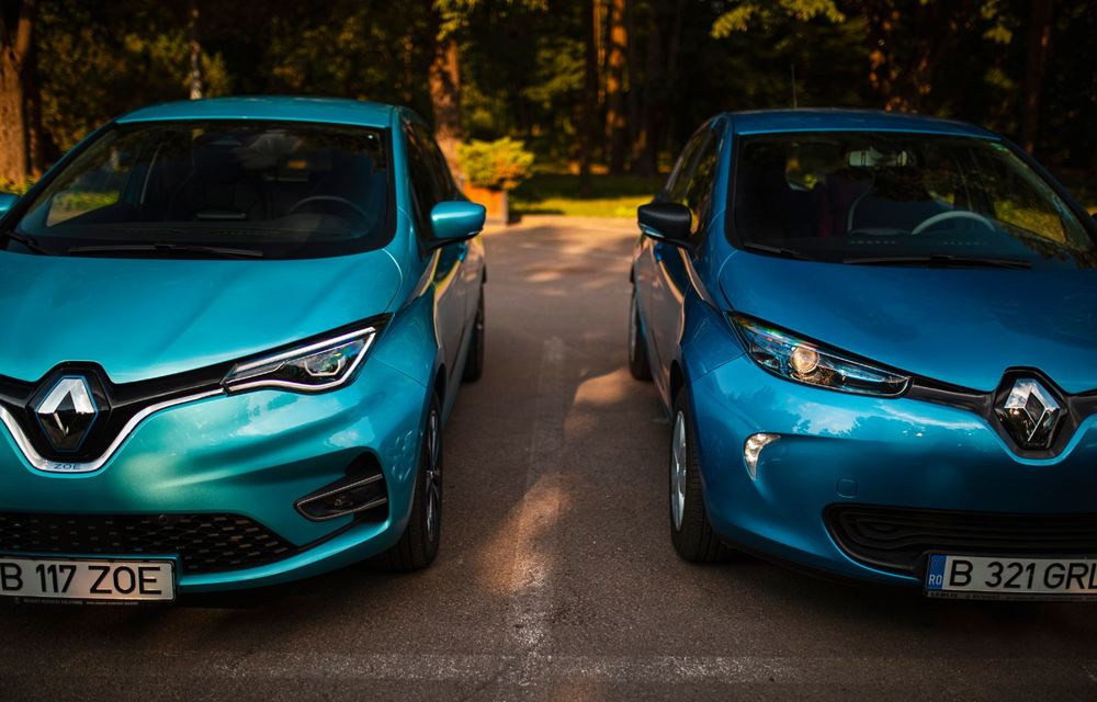 În familie: vechiul Renault Zoe întâlnește noul Zoe. Plusuri și minusuri venite din partea unui client - Poza 3