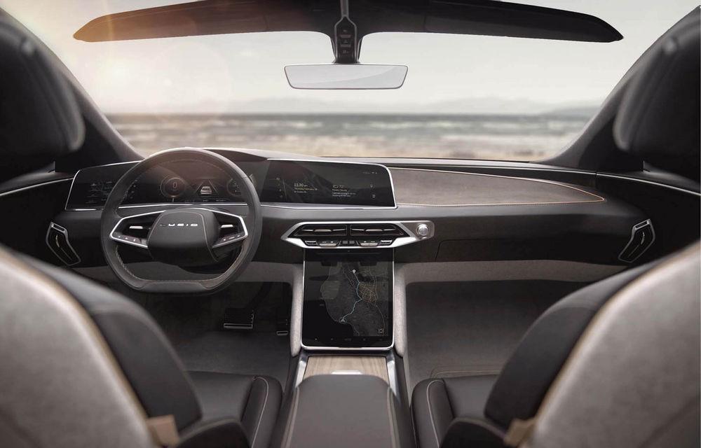 Lucid Air va fi primul model electric cu autonomie de peste 800 de kilometri: vânzările sedanului de lux vor începe în 2021 - Poza 9