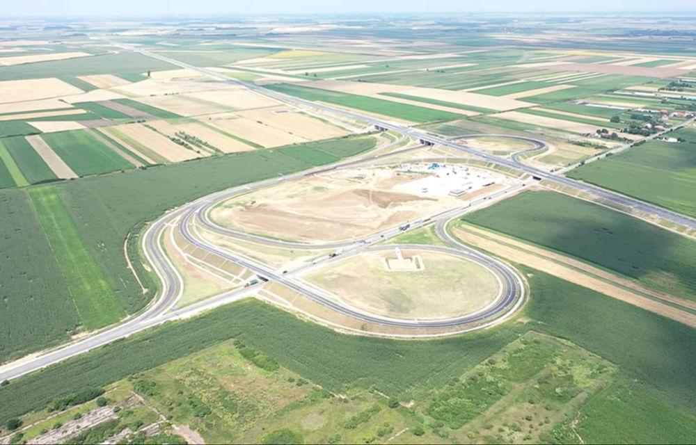 Tronsonul de 5 kilometri de pe Autostrada A3 dintre Biharia și Borș va fi deschis circulației în 4 septembrie - Poza 1