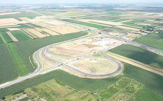 Tronsonul de 5 kilometri de pe Autostrada A3 dintre Biharia și Borș va fi deschis circulației în 4 septembrie