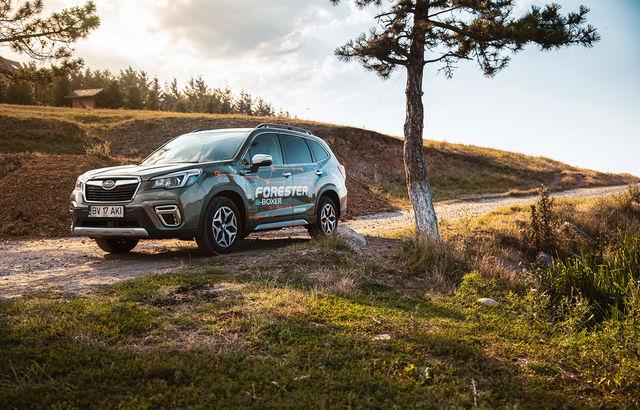 Test drive Subaru Forester