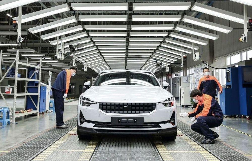 """Șeful Polestar: """"Ne gândim la listarea pe bursă, dar prioritatea este lansarea cu succes a sedanului electric Polestar 2"""" - Poza 1"""