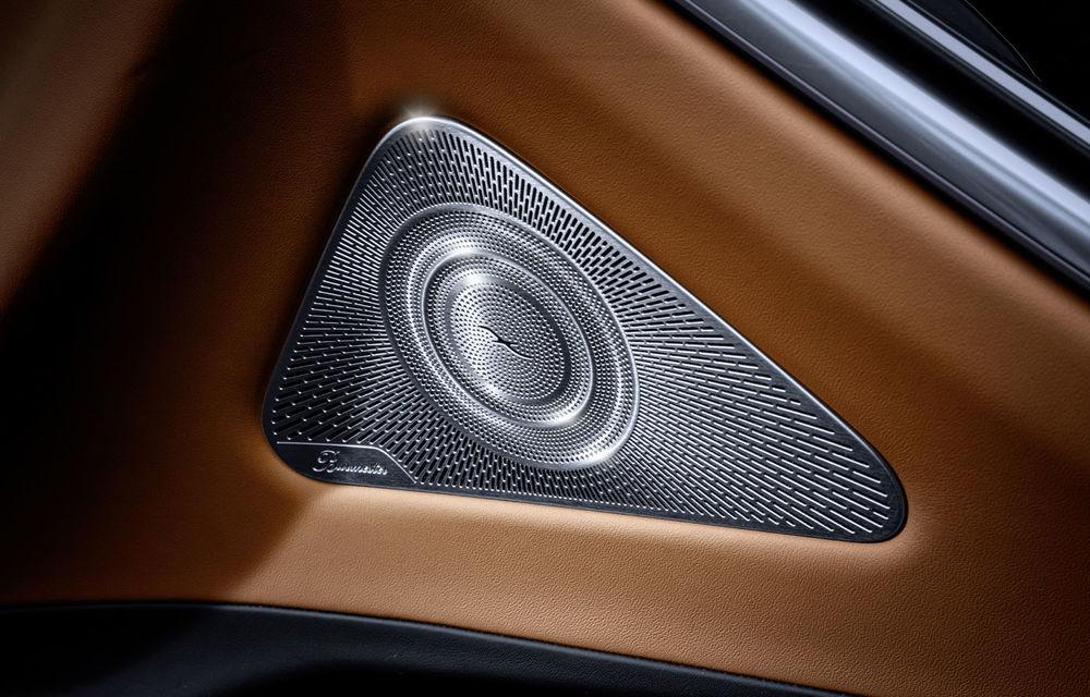 Detalii despre interiorul noii generații Mercedes-Benz Clasa S: sistemul de iluminare va oferi avertizări la activarea unor sisteme de asistență - Poza 7