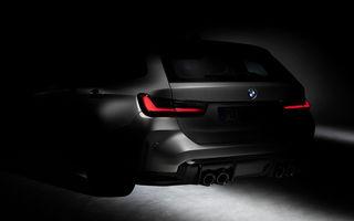 Prima schiță oficială cu viitorul BMW M3 Touring: nemții anunță startul testelor cu prototipurile break-ului de performanță