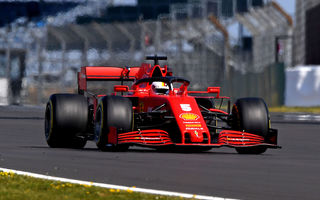 Ferrari a identificat o problemă tehnică la șasiul lui Vettel: germanul va primi un șasiu nou pentru cursa de la Barcelona