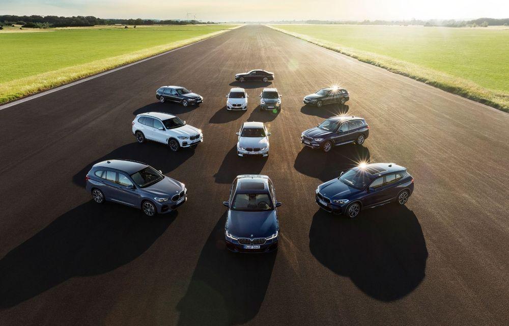 Obiectivul BMW până în 2030: bavarezii vor să vândă peste 7 milioane de vehicule electrificate, iar două treimi să fie mașini 100% electrice - Poza 1