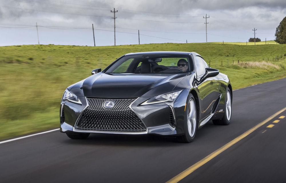 Informații neoficiale: Toyota ar fi oprit dezvoltarea motoarelor V8 - Poza 1