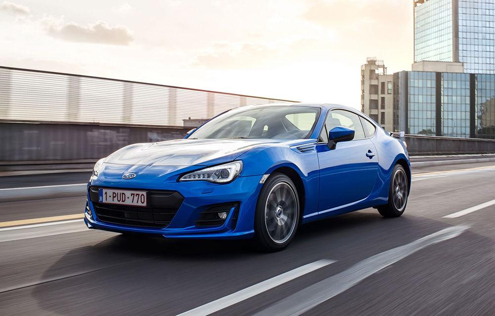 """Planurile Subaru au """"scăpat"""" pe internet: generații noi pentru BRZ și WRX în 2021, viitorul Impreza vine în 2023 - Poza 1"""