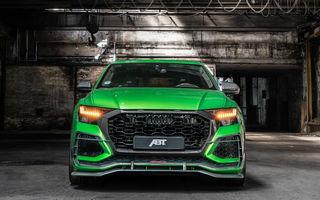Casa de tuning ABT prezintă o ediție specială pentru Audi RS Q8: 740 de cai putere și viteză maximă de 315 km/h