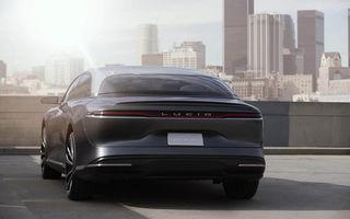 Constructorul american Lucid pregătește un SUV electric bazat pe platforma sedanului Lucid: producția va începe în 2023