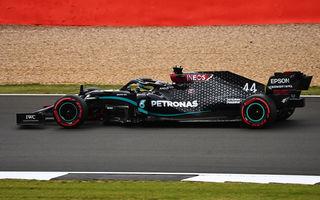 Bottas și Hamilton, cei mai rapizi în antrenamentele de la Barcelona: mici progrese pentru Ferrari