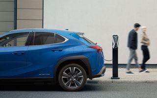 Lexus ar putea lansa un nou model electric: japonezii au înregistrat numele RZ 450e