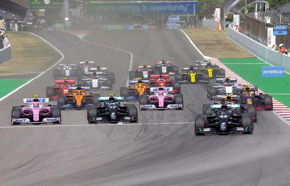 Hamilton a câștigat cursa de la Barcelona! Verstappen, locul doi după ce l-a depășit la start pe Bottas - Poza 1