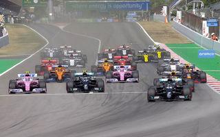 Hamilton a câștigat cursa de la Barcelona! Verstappen, locul doi după ce l-a depășit la start pe Bottas