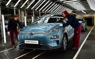 """Hyundai estimează vânzări europene de 60.000 de electrice în 2020: """"Kona Electric va fi esențial pentru noi în a doua jumătate a anului"""""""