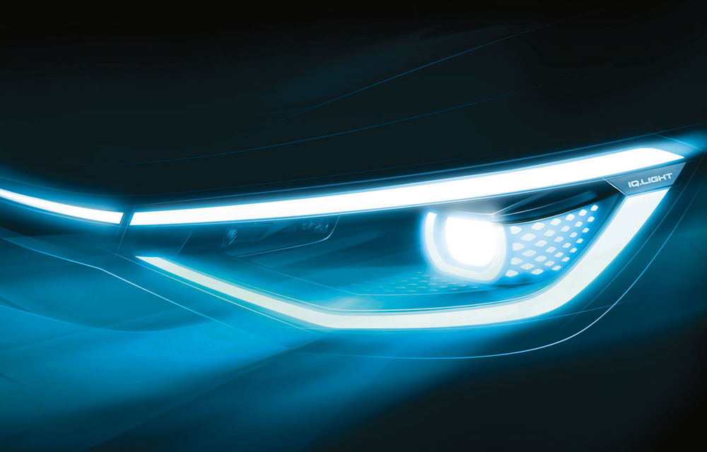 Teasere noi cu Volkswagen ID.4: SUV-ul electric cu autonomie de 500 de kilometri va fi prezentat peste câteva săptămâni - Poza 1