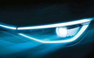 Teasere noi cu Volkswagen ID.4: SUV-ul electric cu autonomie de 500 de kilometri va fi prezentat peste câteva săptămâni