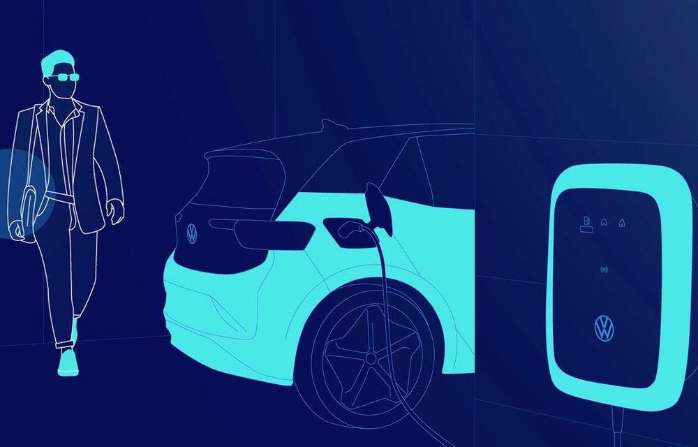Teasere noi cu Volkswagen ID.4: SUV-ul electric cu autonomie de 500 de kilometri va fi prezentat peste câteva săptămâni - Poza 4