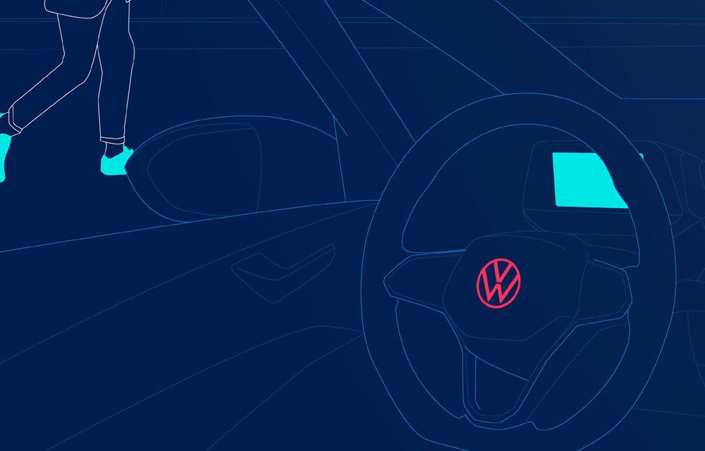 Teasere noi cu Volkswagen ID.4: SUV-ul electric cu autonomie de 500 de kilometri va fi prezentat peste câteva săptămâni - Poza 5