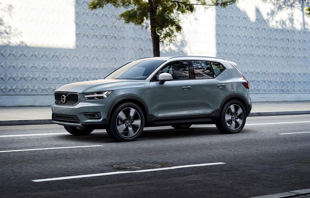 Studiu JD Power: Volvo este constructorul care adoptă cele mai multe tehnologii pe noile modele - Poza 1