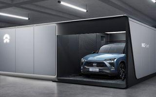 Nio a lansat un serviciu de închiriere pentru bateriile mașinilor electrice: chinezii vor să intre pe piața europeană în 2021