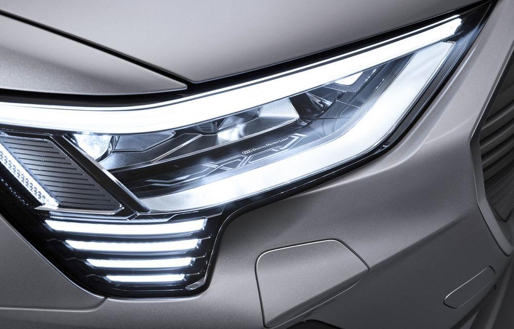 Facem cunoștință cu mașinile din #ElectricRomânia 2020: Audi e-tron Sportback, un SUV-coupé electric performant cu tehnologii de ultima generație - Poza 32