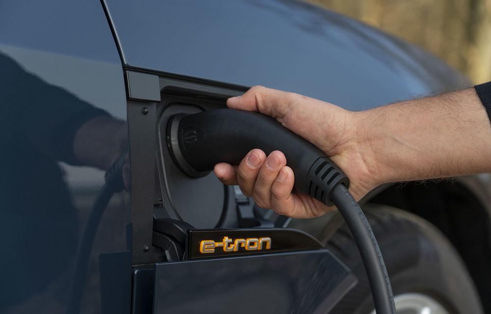 Facem cunoștință cu mașinile din #ElectricRomânia 2020: Audi e-tron Sportback, un SUV-coupé electric performant cu tehnologii de ultima generație - Poza 33
