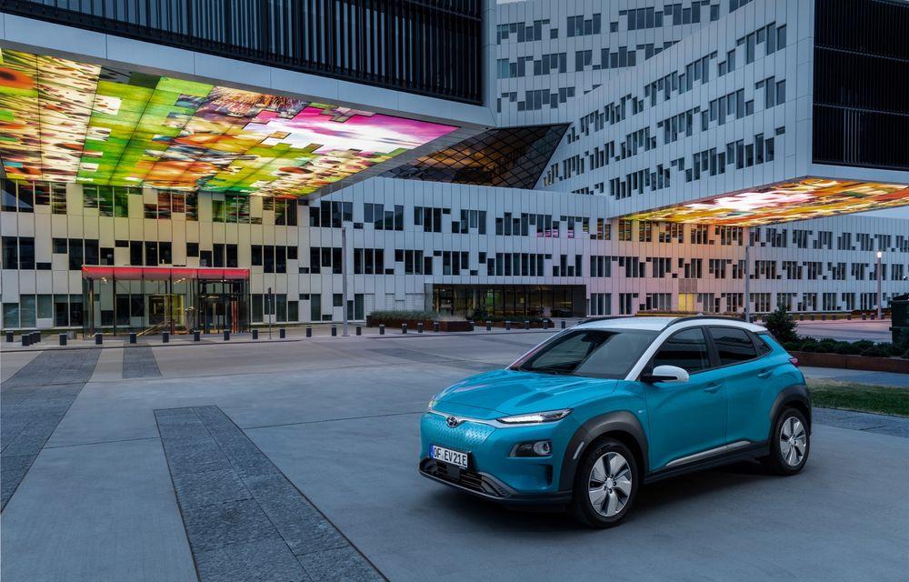 Facem cunoștință cu mașinile din #ElectricRomânia 2020: Hyundai Kona Electric, propunerea mărcii coreene pe populara piață a SUV-urilor electrice - Poza 15