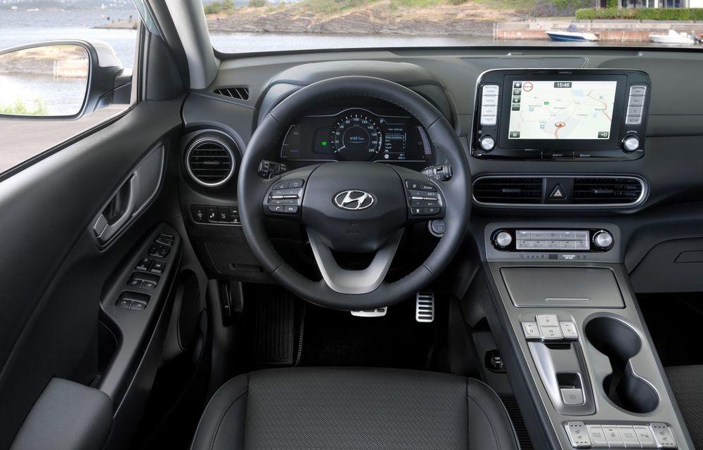 Facem cunoștință cu mașinile din #ElectricRomânia 2020: Hyundai Kona Electric, propunerea mărcii coreene pe populara piață a SUV-urilor electrice - Poza 16