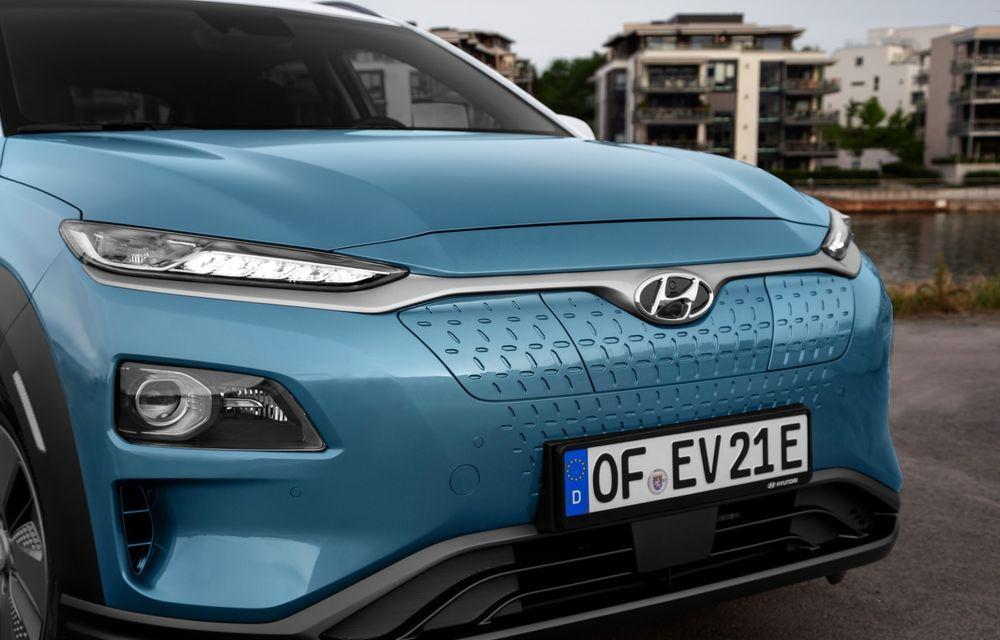 Facem cunoștință cu mașinile din #ElectricRomânia 2020: Hyundai Kona Electric, propunerea mărcii coreene pe populara piață a SUV-urilor electrice - Poza 14