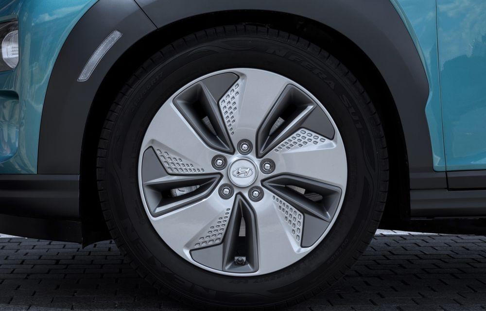 Facem cunoștință cu mașinile din #ElectricRomânia 2020: Hyundai Kona Electric, propunerea mărcii coreene pe populara piață a SUV-urilor electrice - Poza 7