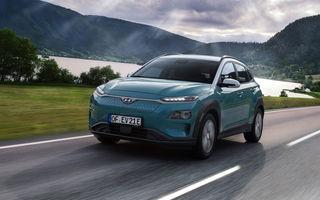 Facem cunoștință cu mașinile din #ElectricRomânia 2020: Hyundai Kona Electric, propunerea mărcii coreene pe populara piață a SUV-urilor electrice