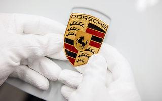 """Porsche a început o investigație internă privind posibila """"manipulare"""" a motoarelor pe benzină: sunt vizate propulsoarele produse de companie între 2008 și 2013"""