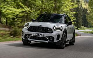 Prețuri Mini Countryman facelift în România: SUV-ul producătorului britanic pornește de la aproape 28.400 de euro