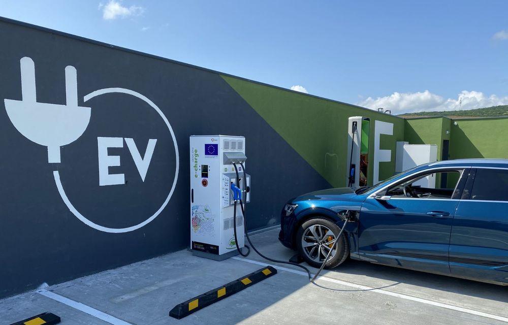 #ElectricRomânia 2020: Renovatio e-charge, pionierul stațiilor de încărcare rapidă în România, susține turul României cu mașini electrice oferind acces la stațiile din rețeaua proprie - Poza 4