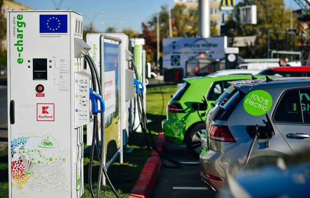 #ElectricRomânia 2020: Renovatio e-charge, pionierul stațiilor de încărcare rapidă în România, susține turul României cu mașini electrice oferind acces la stațiile din rețeaua proprie - Poza 1