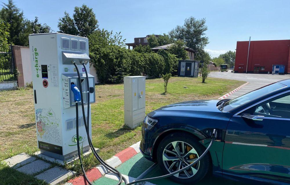 #ElectricRomânia 2020: Renovatio e-charge, pionierul stațiilor de încărcare rapidă în România, susține turul României cu mașini electrice oferind acces la stațiile din rețeaua proprie - Poza 5