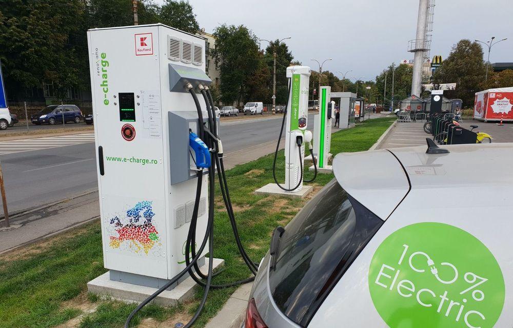 #ElectricRomânia 2020: Renovatio e-charge, pionierul stațiilor de încărcare rapidă în România, susține turul României cu mașini electrice oferind acces la stațiile din rețeaua proprie - Poza 2