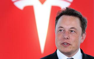 """Elon Musk: """"Vom mări densitatea bateriilor cu 50% în cel mult 3-4 ani"""""""
