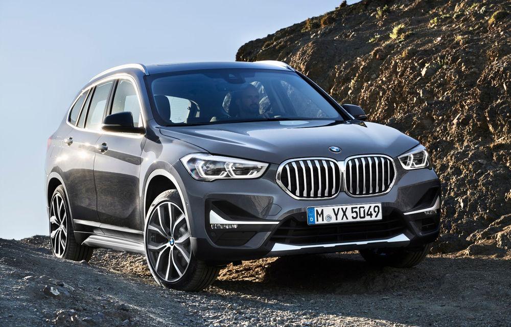 Informații despre viitoarea generație BMW X1: SUV-ul nemților ar urma să debuteze în 2022. Versiunea electrică va fi lansată până la finalul lui 2023 - Poza 1