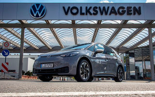 Record de autonomie pentru Volkswagen ID.3 1st: 531 de kilometri parcurși în trafic real cu o singură încărcare a bateriilor