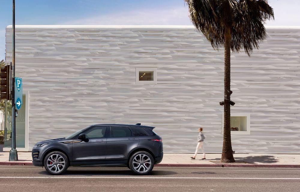 Îmbunătățiri pentru Range Rover Evoque și Land Rover Discovery Sport: motoare diesel mild-hybrid și un sistem nou de infotainment - Poza 9