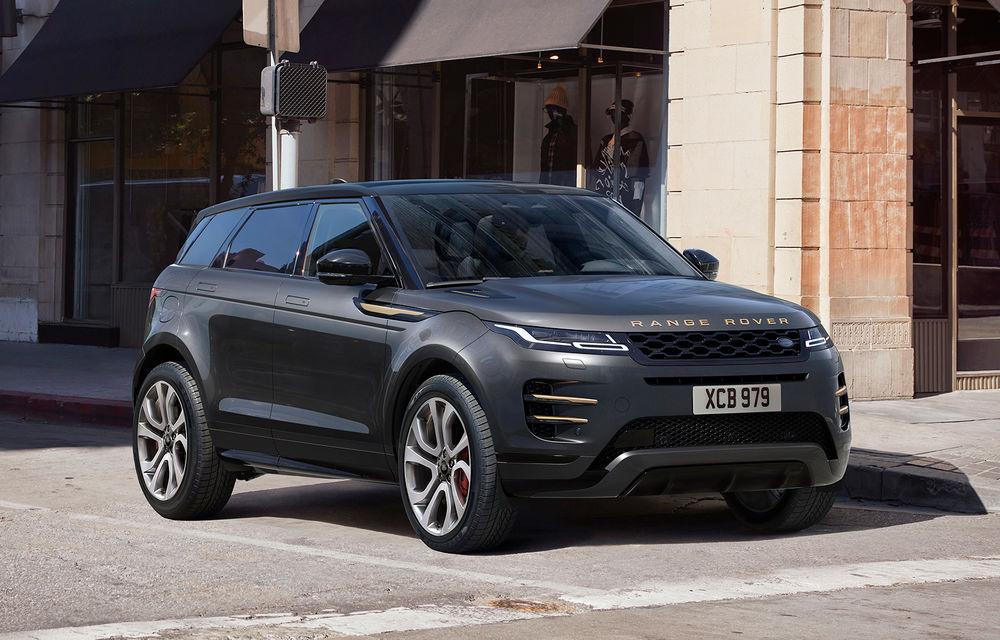 Îmbunătățiri pentru Range Rover Evoque și Land Rover Discovery Sport: motoare diesel mild-hybrid și un sistem nou de infotainment - Poza 1