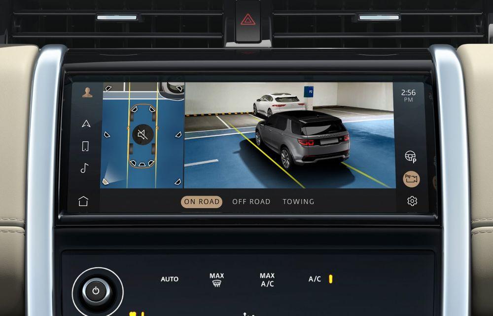 Îmbunătățiri pentru Range Rover Evoque și Land Rover Discovery Sport: motoare diesel mild-hybrid și un sistem nou de infotainment - Poza 8
