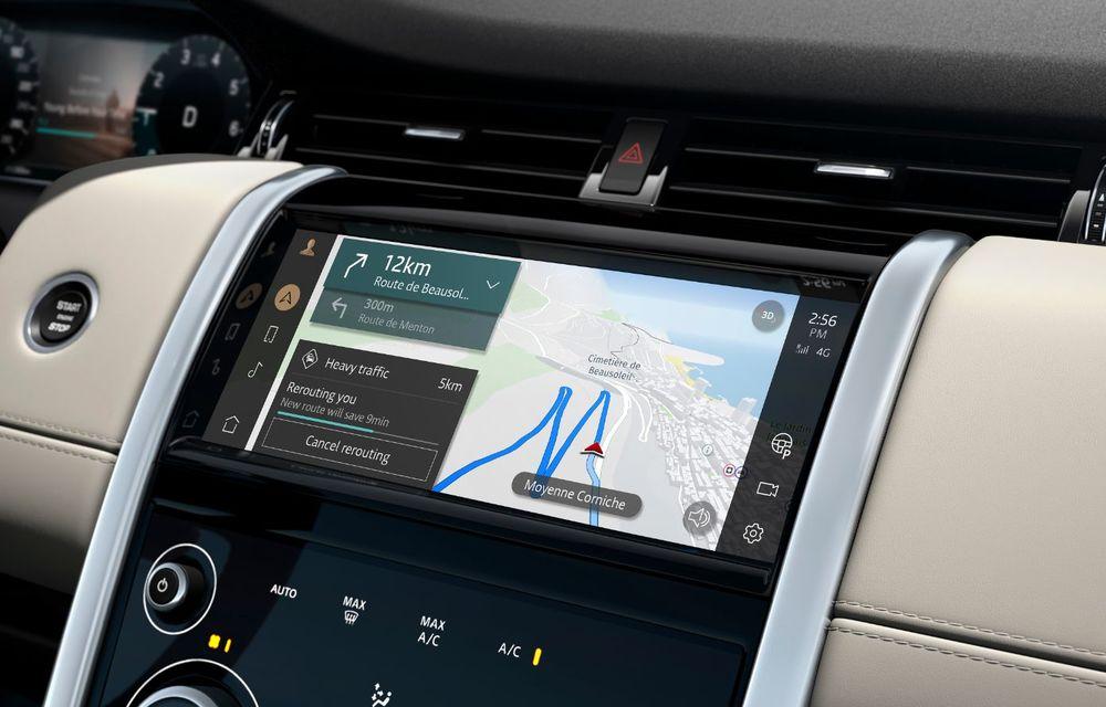 Îmbunătățiri pentru Range Rover Evoque și Land Rover Discovery Sport: motoare diesel mild-hybrid și un sistem nou de infotainment - Poza 6